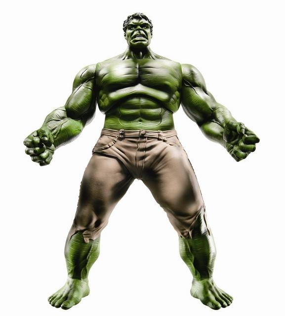 Avengers Gamma Strike Hulk